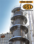 GSI Grain Tower Dryer