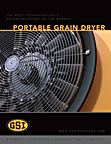 Portable Grain Dryer