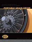 Portable Grain Dryer