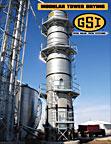 GSI modular tower dryer
